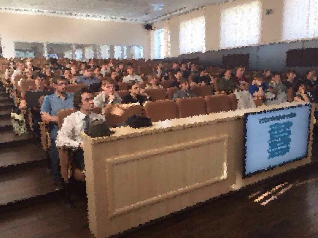 Во Львове прошел Студенческий день Cisco