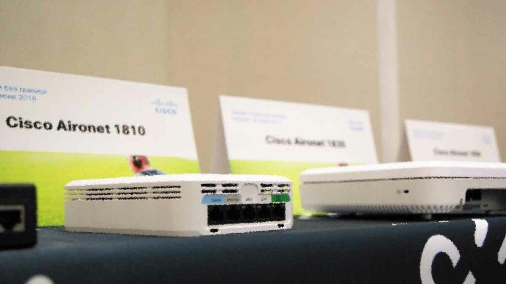 Cisco — Сети без границ — В магазине