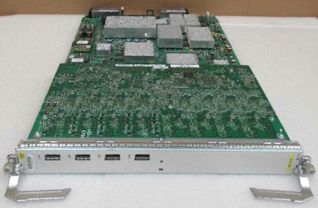 Cisco ASR 9000 Test Drive