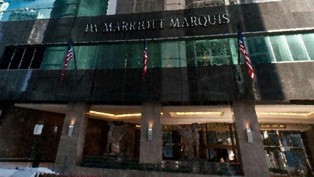 JW Marriott Marquis, Майами