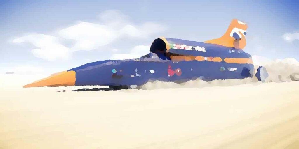BLOODHOUND -- проект по созданию сверхзвукового автомобиля