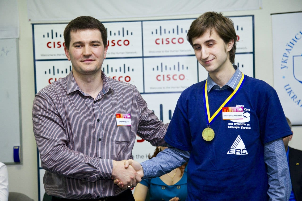 Cisco Olympics 2012