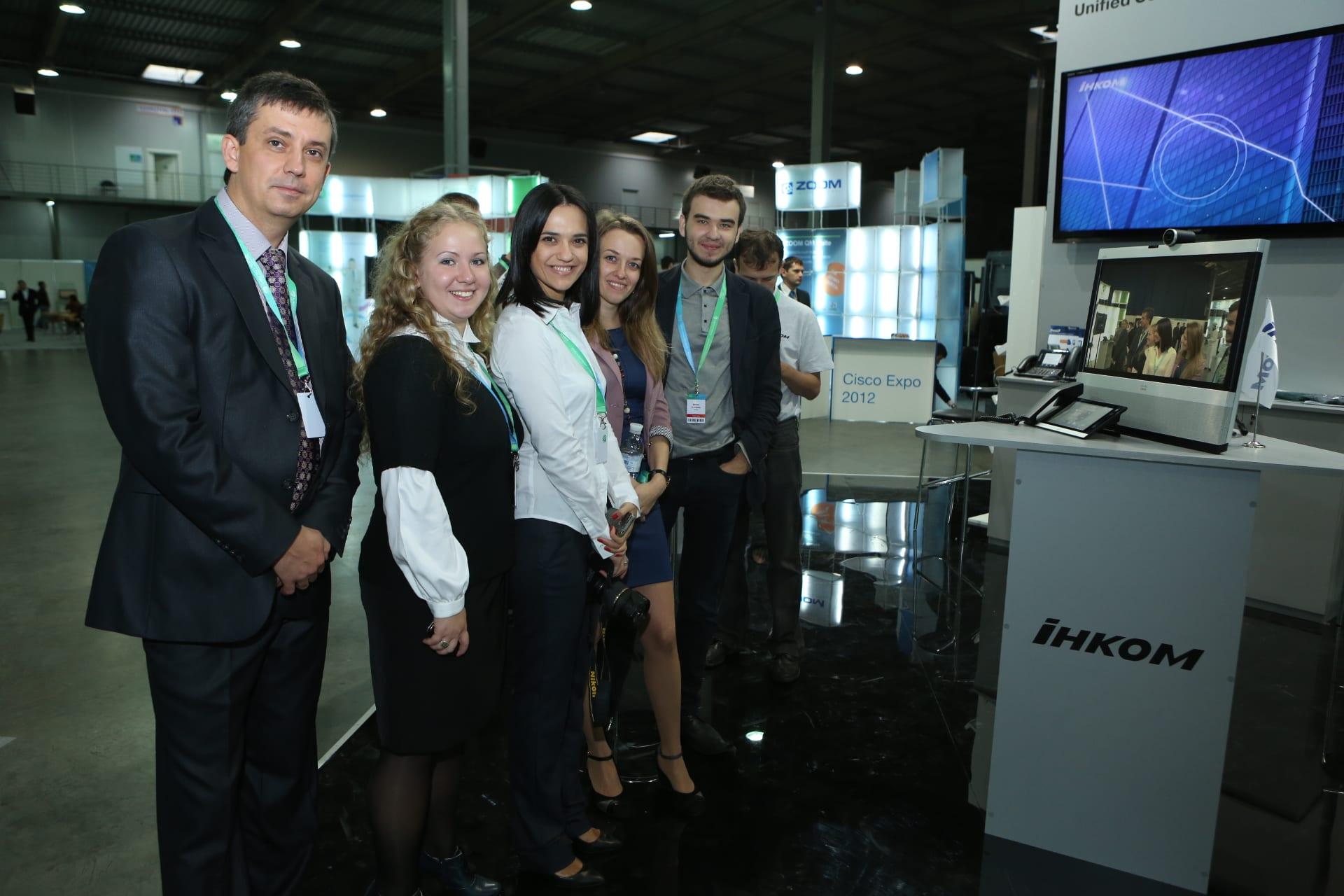 Cisco Expo 2012