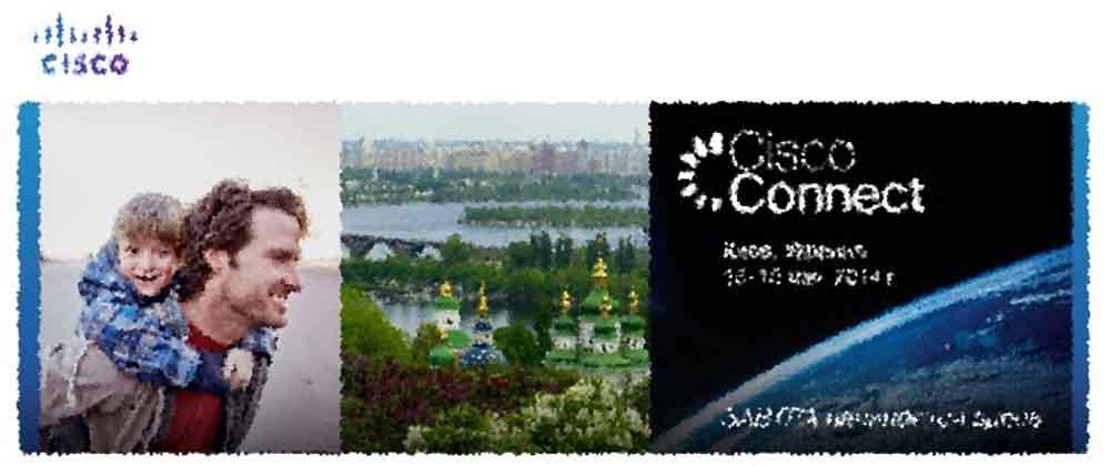 Форум Cisco Connect Ukraine 2014
