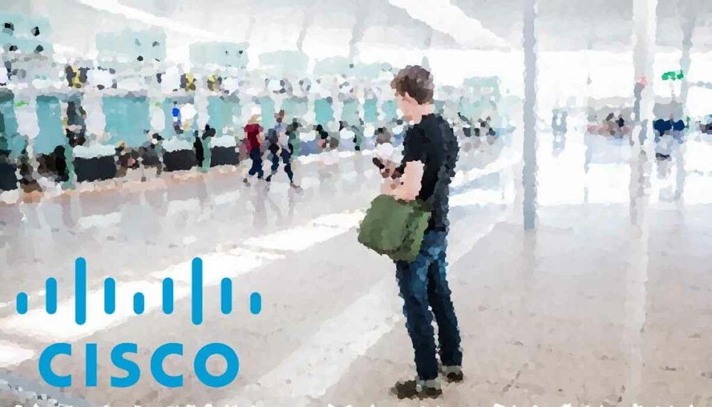 Cisco Connected Mobile Experiences для розничной торговли