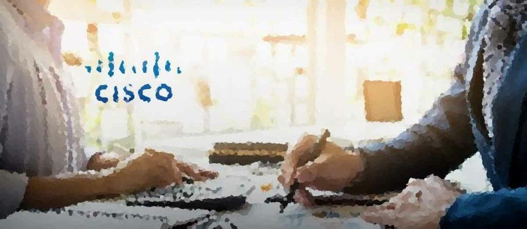 Мир меняется с Cisco!
