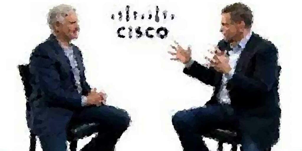 Cisco с Рон Джонсон из OFC 14 Programmability конвергенции и Scale