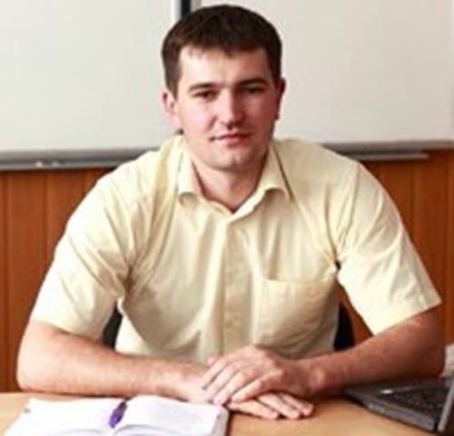 Дмитро Андрушко Керівник академії Cisco при Харківському національному університеті  радіоелектроніки