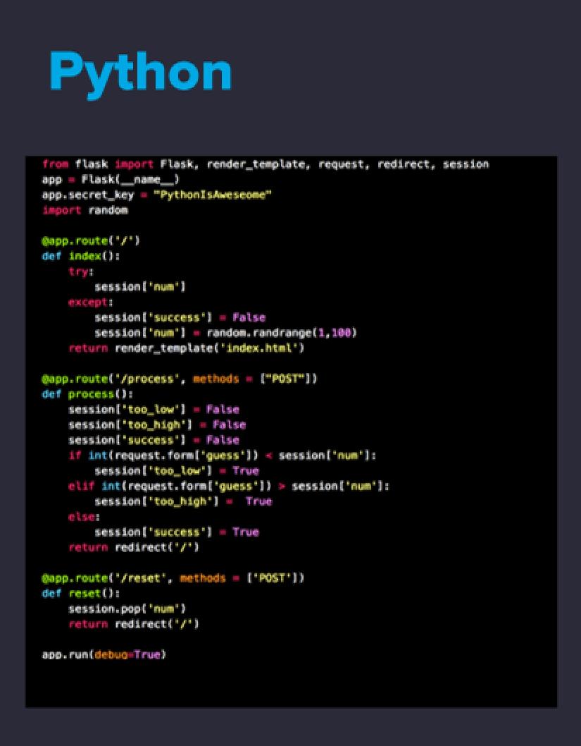 Основы программирования Python, Programming Essentials in Python