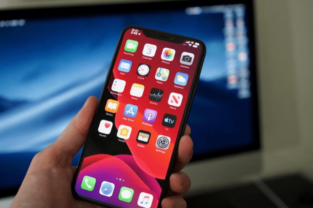 Исследователи обнаружили небольшой баг в iOS 13, защита информации в internet исследовательская работа Казань