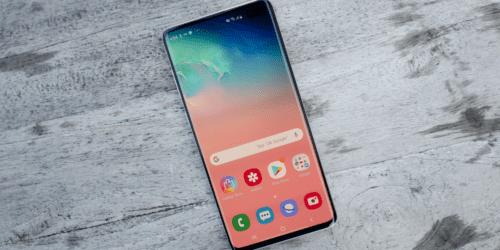 Samsung Galaxy S10 запрещено использовать для идентификации в банках, информационная безопасность специальность зарплата Омск