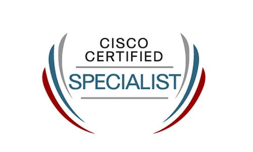 Сертификация Cisco Certified Specialist