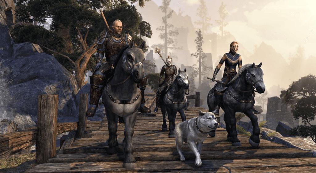 Игроки Elder Scrolls Online страдают от фишинга, основы кибербезопасности курс Пермь