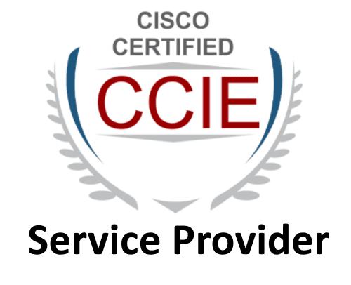 CCIE Service Provide
