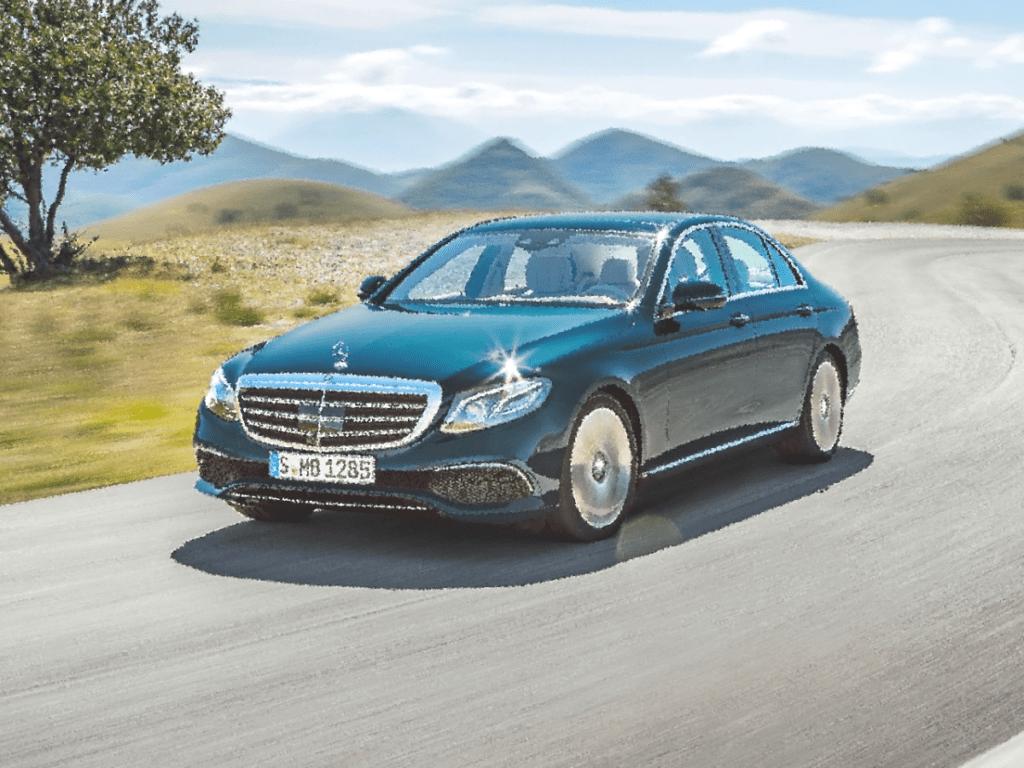Умельцы из Китая дистанционно взломали Mercedes-Benz E-класса, информационная безопасность поступи онлайн Ереван
