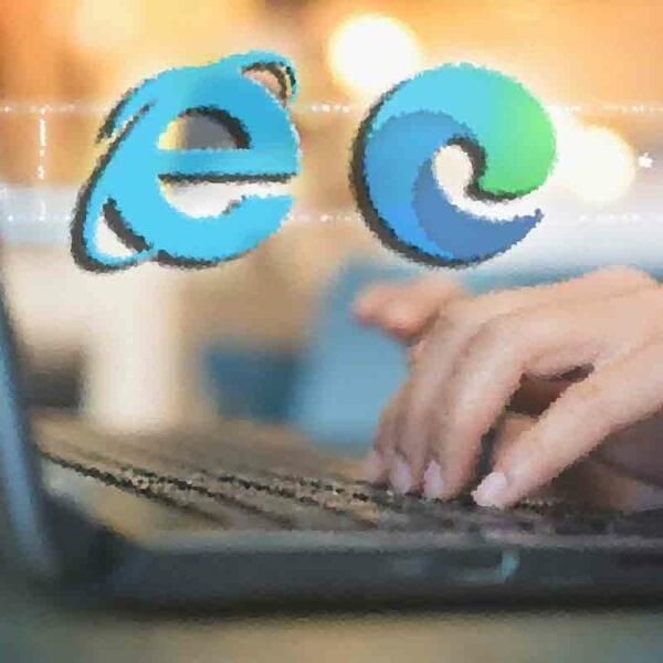 Microsoft принуждает пользователей применять браузер Edge, защита информации работа СПб